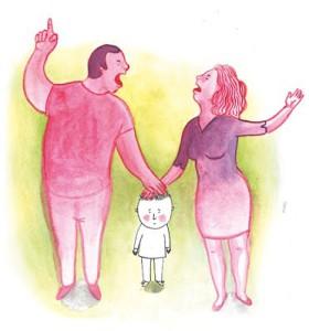 Coparentalité Illustration Eléonore